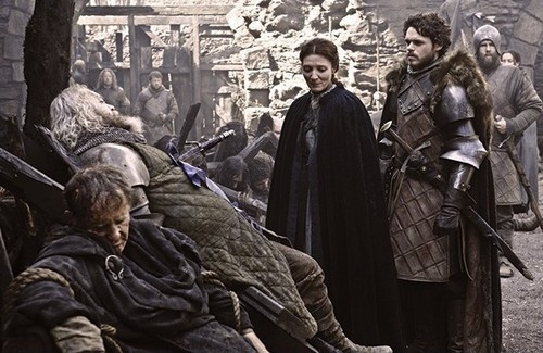 Robb & Catelyn