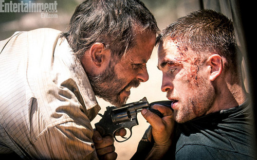 Robert in a scene from The Rover<3