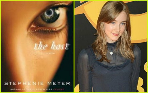 Saoirse Ronan(Melanie Stryder)