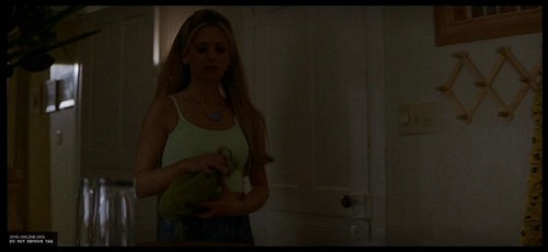 Sarah Michelle Gellar in ''I Know What آپ Did Last Summer'' (1997)