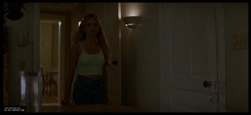 Sarah Michelle Gellar in ''I Know What bạn Did Last Summer'' (1997)