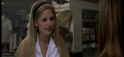 Sarah Michelle Gellar in ''I Know What आप Did Last Summer'' (1997)
