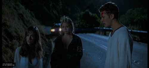 Sarah Michelle Gellar in ''I Know What anda Did Last Summer'' (1997)