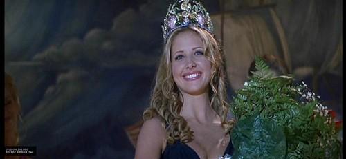Sarah Michelle Gellar in ''I Know What Ты Did Last Summer'' (1997)