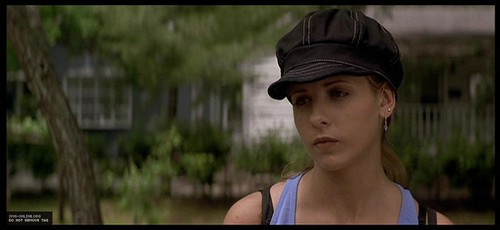 Sarah Michelle Gellar in ''I Know What u Did Last Summer'' (1997)