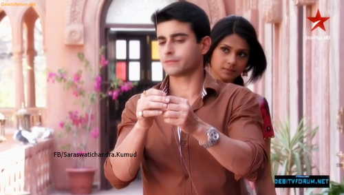 saraswatichandra (série de televisão) wallpaper probably containing a portrait called Saraswatichandra