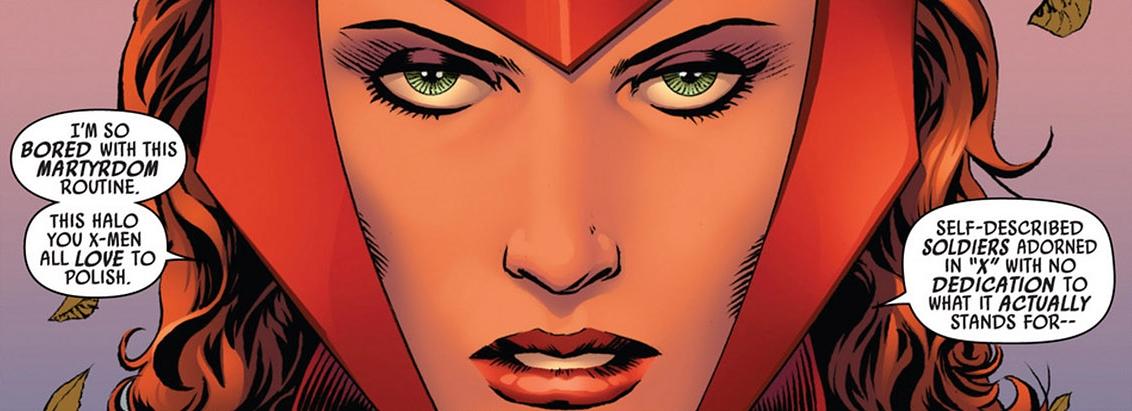 Wanda Maximoff/Scarlet Witch Scarlet Witch