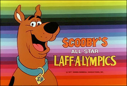 Scooby Doo's Laff-A-Lympics