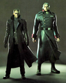 Albert Wesker and Sergei Vladimir - resident-evil photo