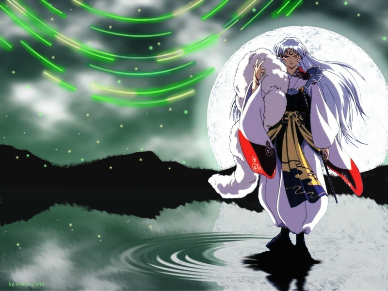 inuyasha images sesshomaru wallpaper hd wallpaper and
