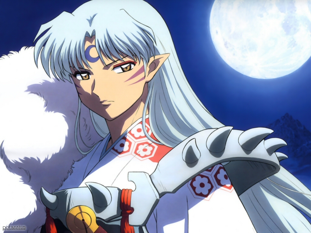 sesshomaru inuyasha wallpaper 33936596 fanpop