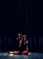 Shelby &amp; Rachel  - glee photo