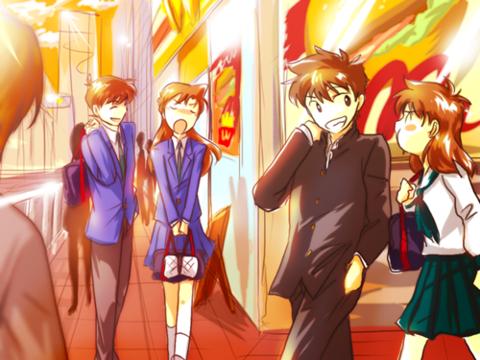 ShinRan and Kaoko XD