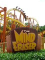 Six Flags America Mind Eraser - rollercoasters photo