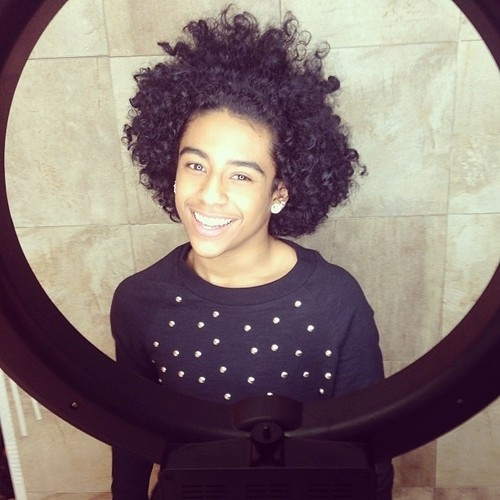 Princeton (Mindless Behavior) wallpaper entitled Smile, Princetyboo LOL!!!!!!!! XD :D ;) <333333 :*