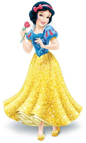 Snow White sparkle - disney-princess Photo
