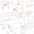 Some sort of comic :P Part 1 - willy-the-penguin fan art