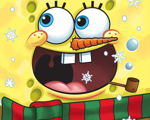 Spongebob Squarepants wallpaper probably containing anime called Spongebob Schwammkopf
