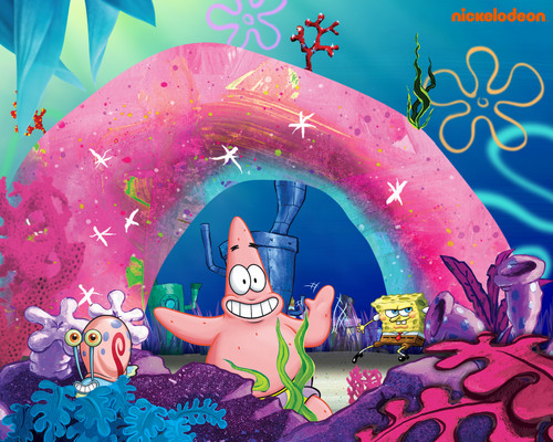 Spongebob Squarepants wallpaper called Spongebob Schwammkopf