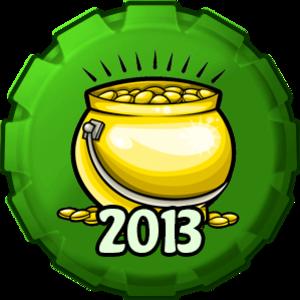 St. Patrick's Day 2013 Cap