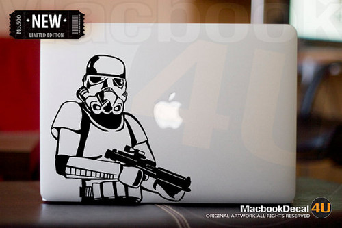 Star War decals