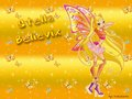Stella - the-winx-club wallpaper