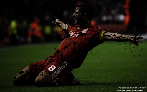 Steven Gerrard 'Disintegration'