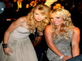 Taylor &amp;  Britney  - britney-spears wallpaper