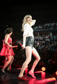 Taylor Swif-Red Tour In omaha .
