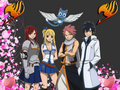 Team_Natsu_Love_by_Soul_'Sanna'_Dragneel - fairy-tail fan art