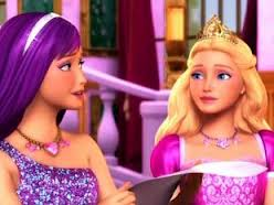 The Barbie Princess and the Pop étoile, star