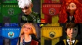 The Big Four- Hogwarts Style