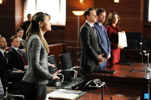 The Good Wife - Episode 4.19 - The Wheels of Justice - Promotional fotografias