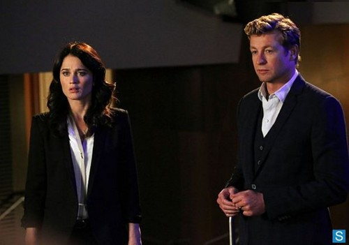 The Mentalist - Episode 5.18 - Behind the Red Curtain - Promotional 사진