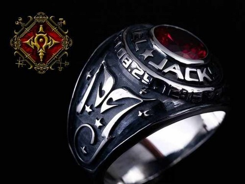 The Michael Jackson Anniversary Ring
