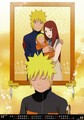 The Namikaze family. ~ - minato-namikaze photo