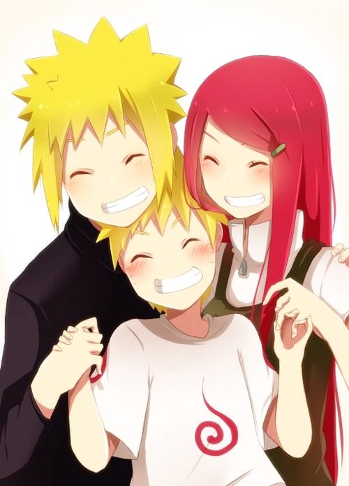 The Namikaze family. ~