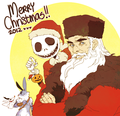 The Nightmare Before Christmas~♥ - nightmare-before-christmas fan art