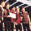 The boys at Comic Relief 3-15-13 - one-direction photo