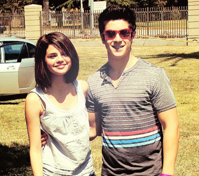 They would make a cute couple.