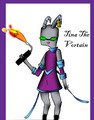 Tina The Vortain Fan Serveice Version - invader-zim-fancharacters fan art