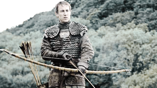 Tobias Menzies as Edmure Tully in Game of Thrones Season 3
