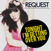 Tonight I'm Getting Over You request Icons - carly-rae-jepsen icon