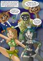 Total Drama Halloween Dare - total-drama-island fan art
