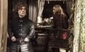 Tyrion & Cersei