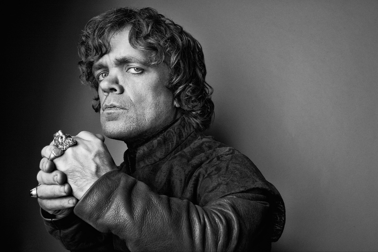 My latest drawing of Tyrion Lannister (Game of Thrones) : pics