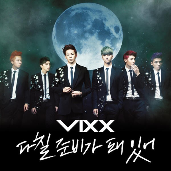 VIXX VIXX  On and On Vixx Voodoo Album Cover