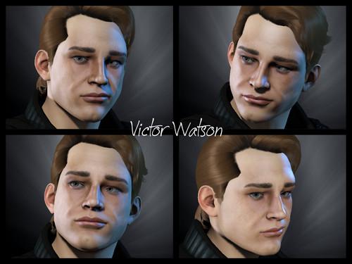 Victor irl (sorta)