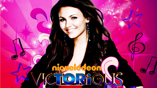 Victorious wallpaper probably containing a portrait titled Victorious Wallpapers by DaVe!!!