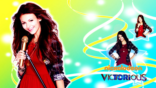 Victorious wallpaper titled Victorious Wallpapers by DaVe!!!